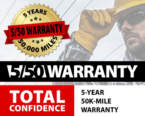 5/50 Warranty