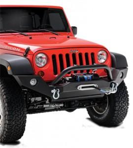 Paramount Automotive (51-0361): 2007-2015 Jeep JK Xtreme Offroad Crawler Front Bumper