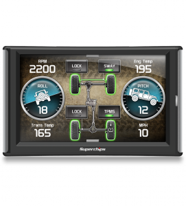 Superchips (42050): TrailDash2 (TD2) for 2003-2014 Jeep