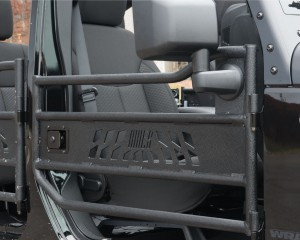 ARIES (AR15009): Tubular Jeep Doors