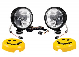 KC HiLiTES: 6″ Gravity LED Daylighter Pair Pack System