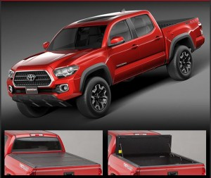 UnderCover: Flex Now Available for 2016 Toyota Tacoma