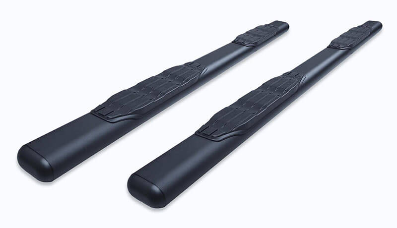 "Big Country (105870): 5"" Fusion Side Bars – Textured Black"