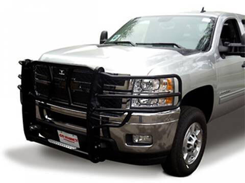 Go Rhino (13174B): Wrangler Grille Guard for Silverado