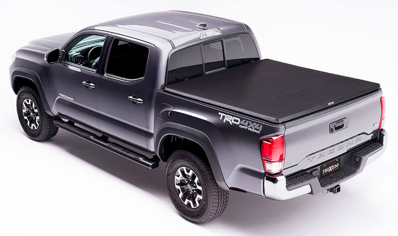 Truxedo Truxport Tonneau Cover For 16 Toyota Tacoma Total Truck Centers News