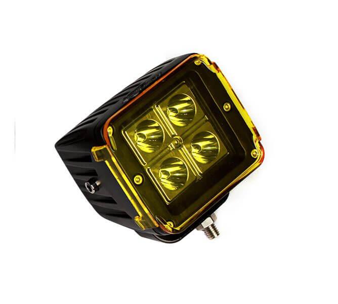 Race Sport (RS-4L-3X316W): 3 × 3 Cube 16-Watt LED Light