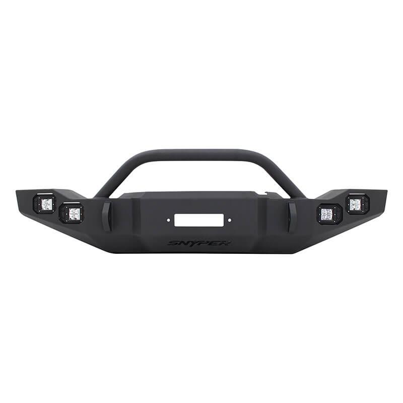 Westin Automotive (59-9525-12JKB5): Snyper Marksman Bull Bar / Front Bumper for JK