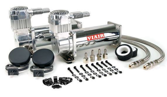 VIAIR: 444C Air Compressor Value Pack