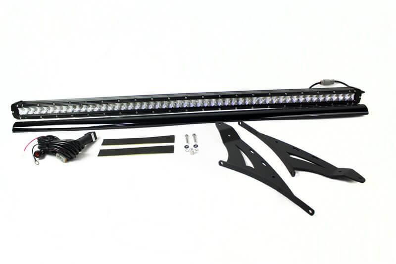 Race Sport (RSF9914-SR): Stealth LED Light Bar Kit for '99+ Ford F-250/-350 Super Duty