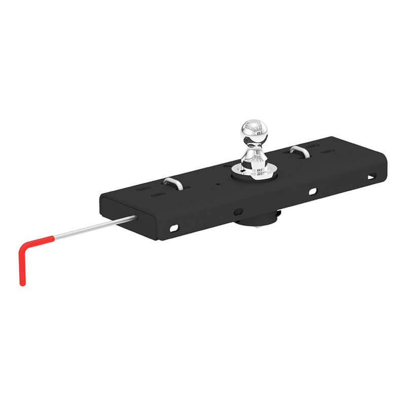 CURT (60607): Double-Lock Gooseneck Hitch