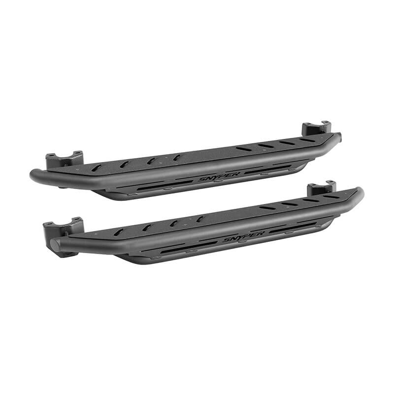 Westin Automotive: Snyper Triple Tube Rock Rails for Jeep Wrangler