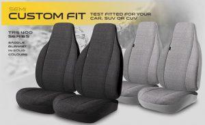 Fia Semi Custom Fit Seat Covers
