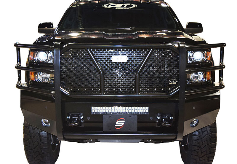 Steelcraft Elevation HD Replacement Bumper