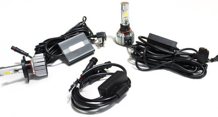 Race Sport DemonEYE RGB Headlight Accent Kit