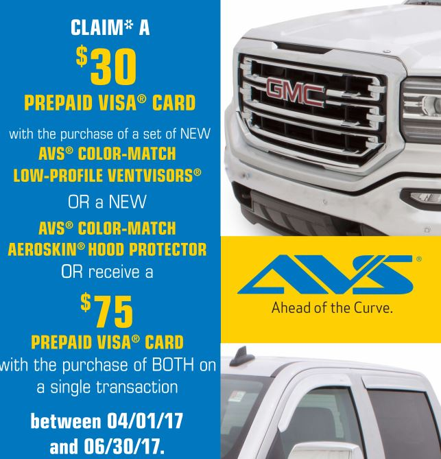 AVS Up to 75 Card Promotion