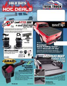 sales flyers your full color sales force total truck centers news