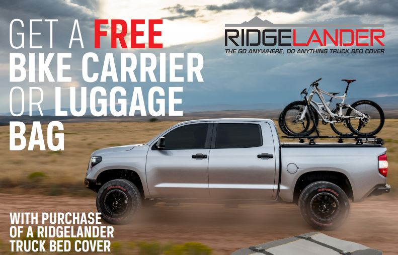 UnderCover Ridgelander Luggage Offer