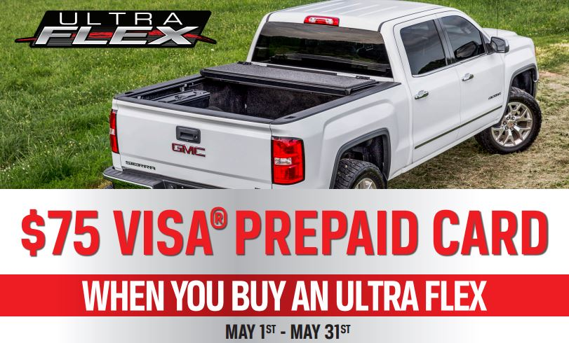 UnderCover: Get a $75 Prepaid Card with Ultra Flex Purchase