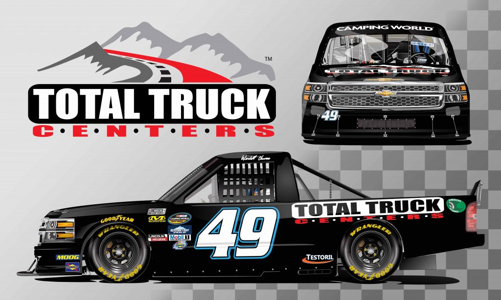 We're Off to the Truck Races at Bristol!