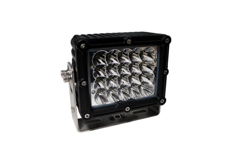Race Sport 6 Inch Ultra Series LED Spotlight RS6162100W