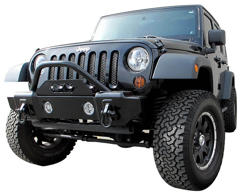 Rampage Recovery Bumper for Jeep Wrangler JK
