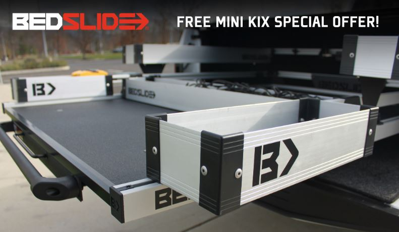 Bedslide Mini Kix Offer