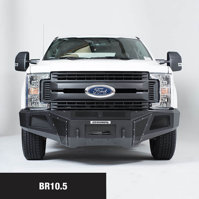 Go Rhino BR10.5 Replacement Bumper for Ford Super Duty