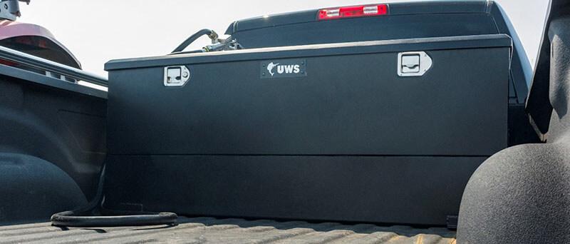 UWS Steel-Aluminum Combo Transfer Tank