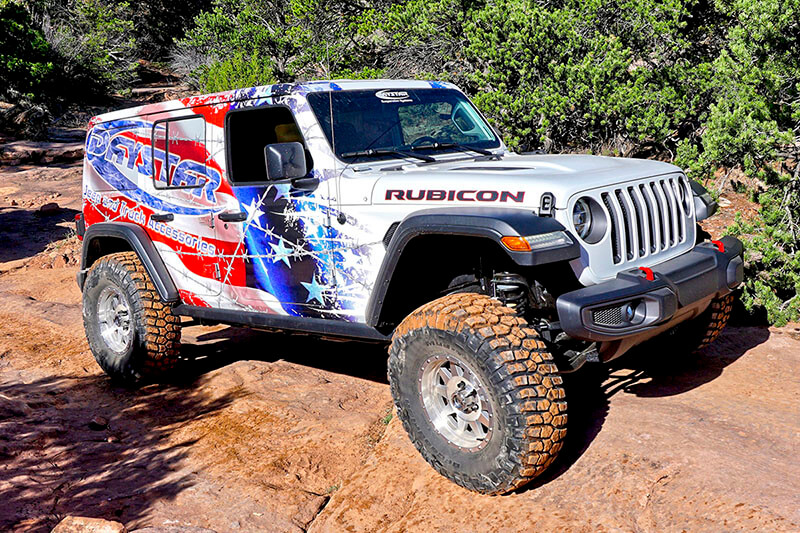 Daystar 2 Inch Lift Kit for 2018 Jeep Wrangler JL KJ09177KV