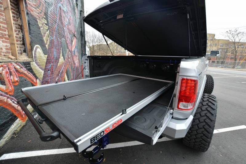 BEDSLIDE BEDSLIDE S Truck Bed Slide