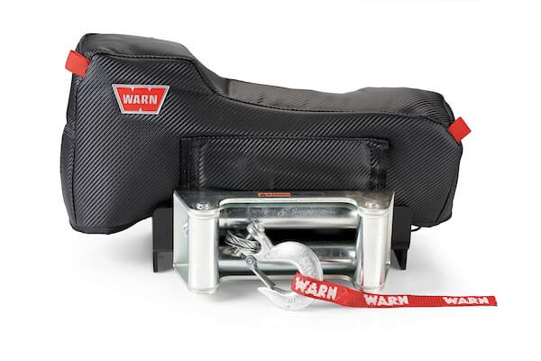 WARN Stealth Series Winch Cover