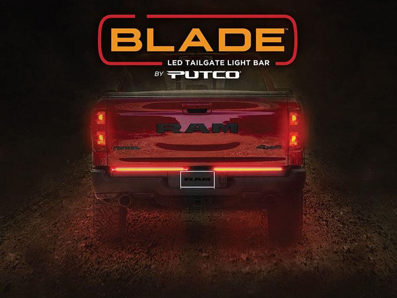 Putco Blade Split LED Tailgate Light Bar